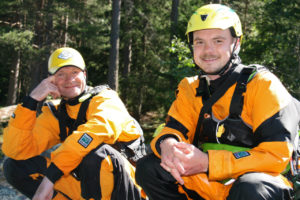 Instruktører hos Rescue 3 Norge